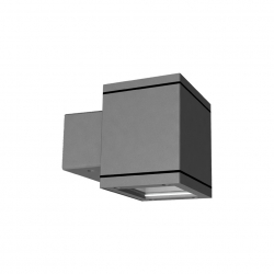 TWIN WALL CUBE 2x9 LEDs